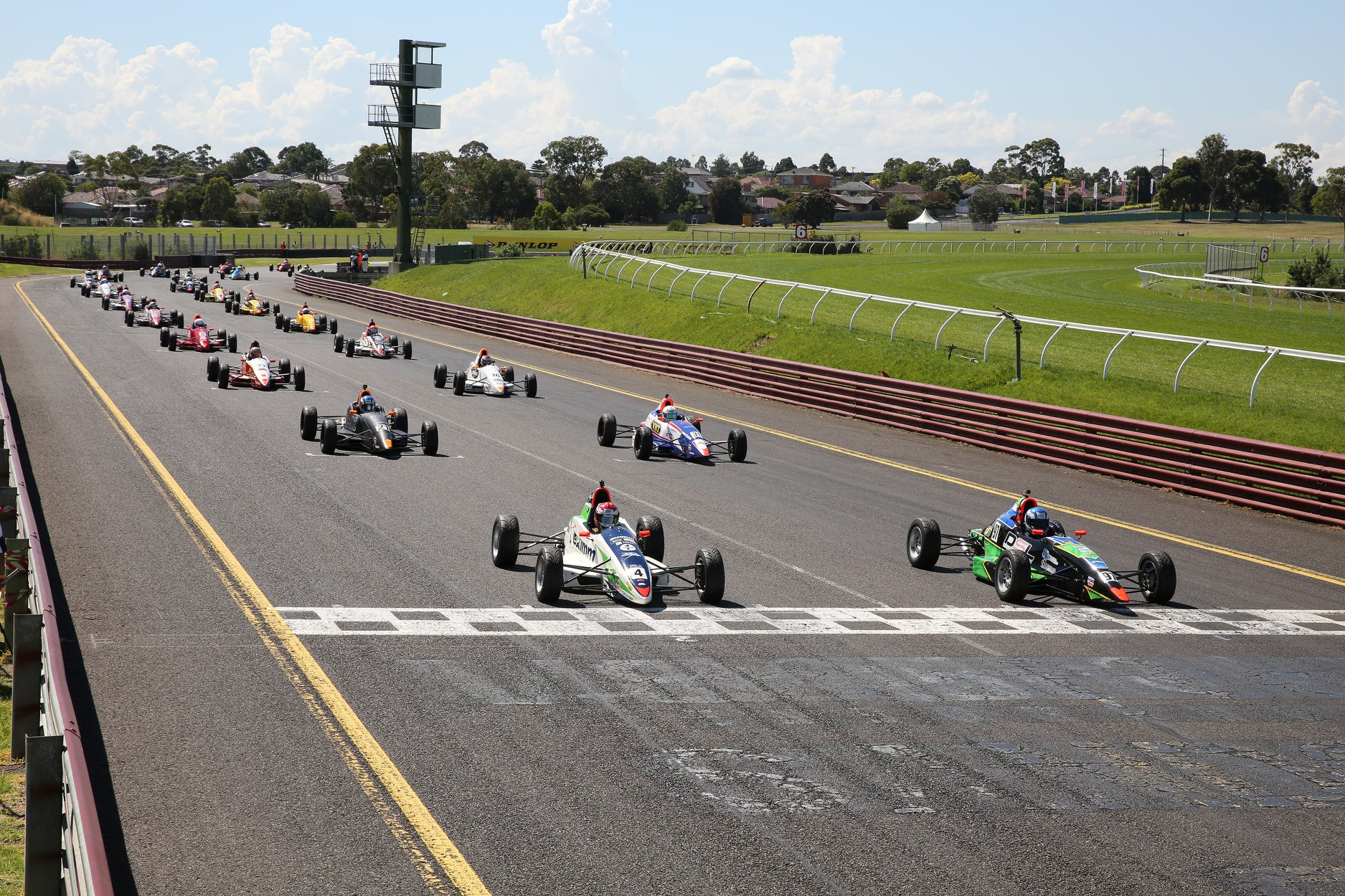 Formula Ford Sandown